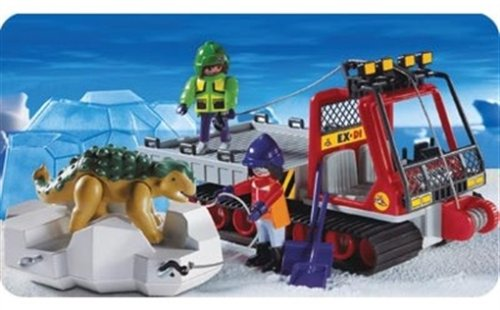 Playmobil ice age set