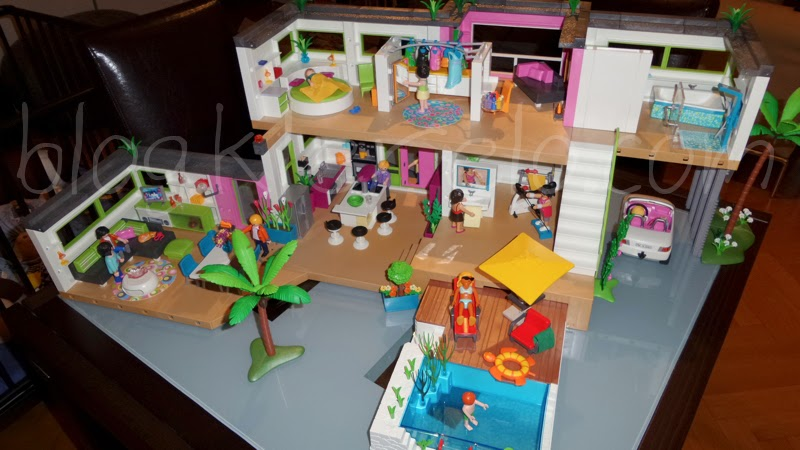 Playmobil Maison Moderne Extension Escapadeslegendes Fr