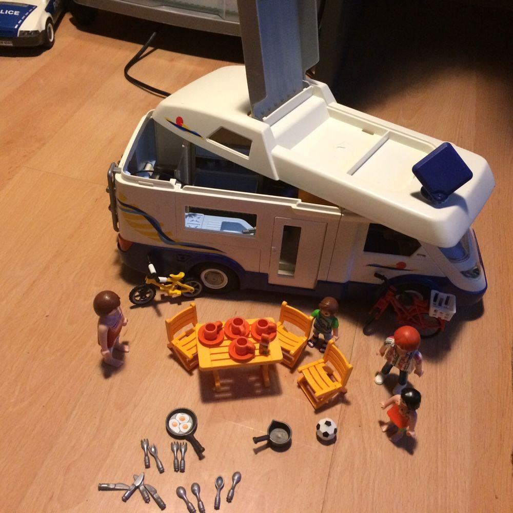 Camping car playmobil a vendre