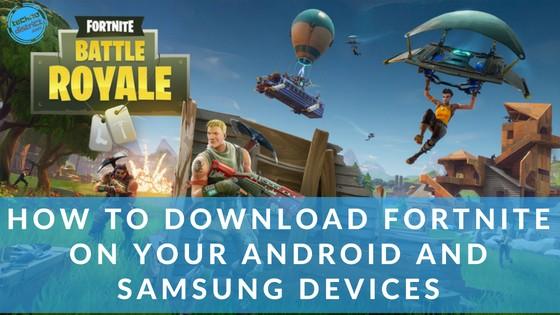 Fortnite android beta qr code