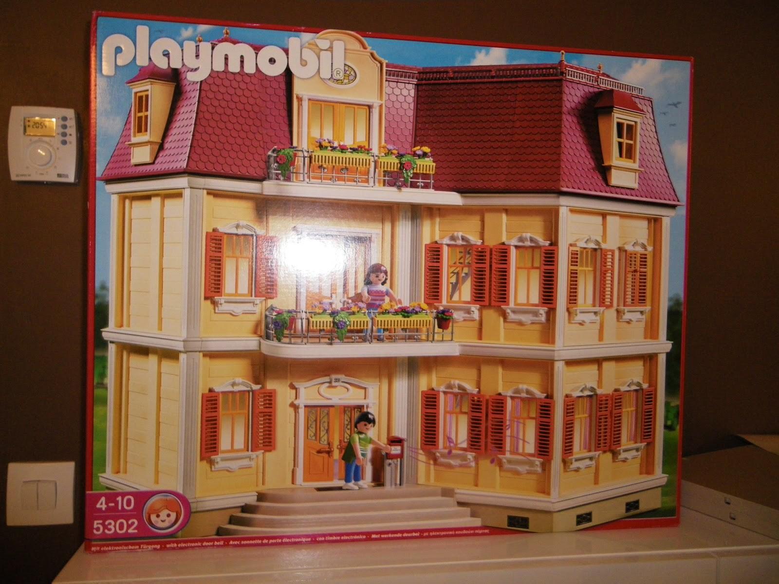 Maison contemporaine playmobil pas cher ventana blog - Maison design pas cher ...