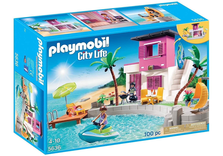 Amazon playmobil chateau