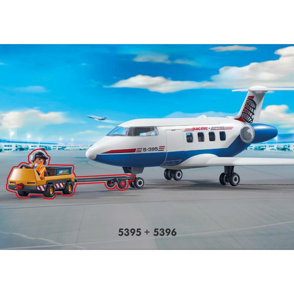 Playmobil avion city action