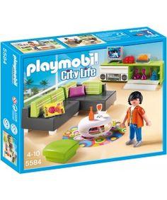 Playmobil city life luxe villa