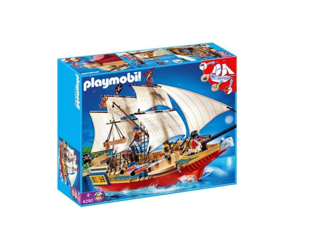 Playmobil bateau de pirate fantome
