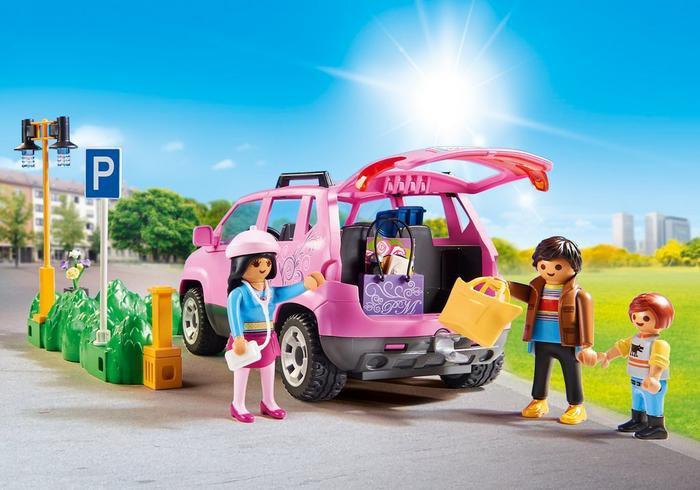 Voiture playmobil city life 9404
