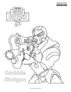 Coloriage Fortnite Skin Escapadeslegendes Fr