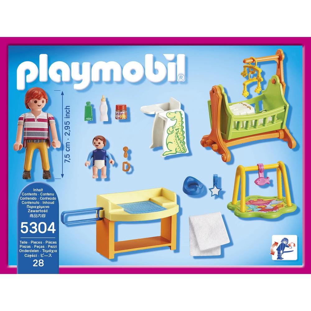 Playmobil bebe 1 an