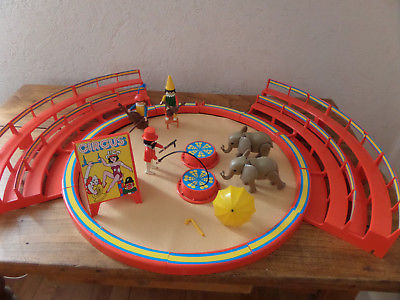 Cirque playmobil annee 90