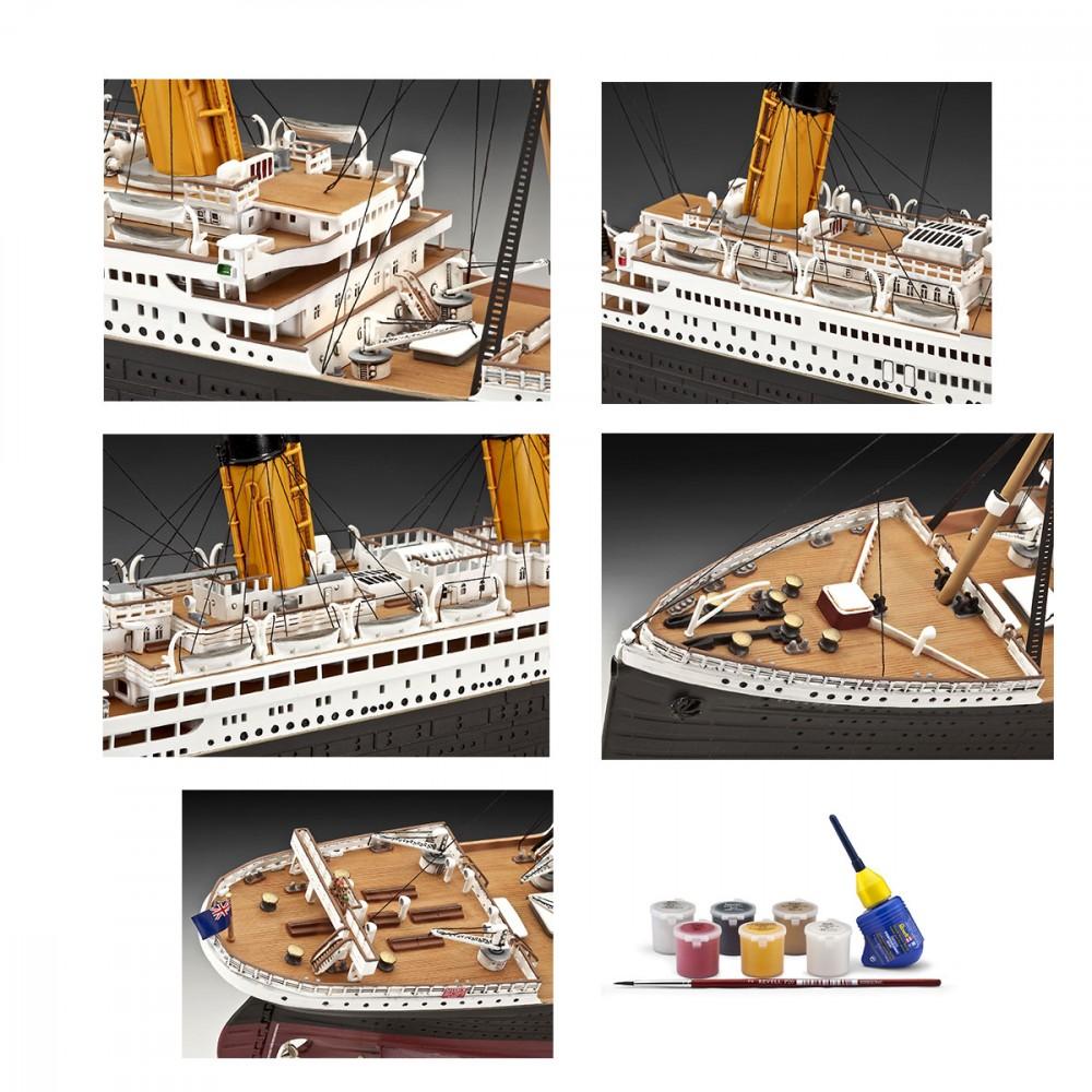 Bateau playmobil titanic