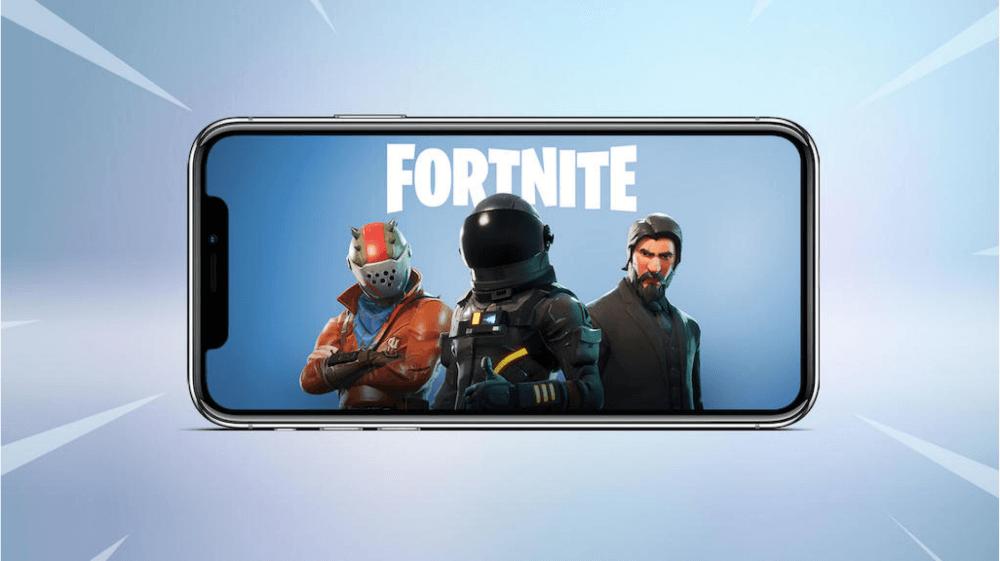 Fortnite battle royale mobile android apk
