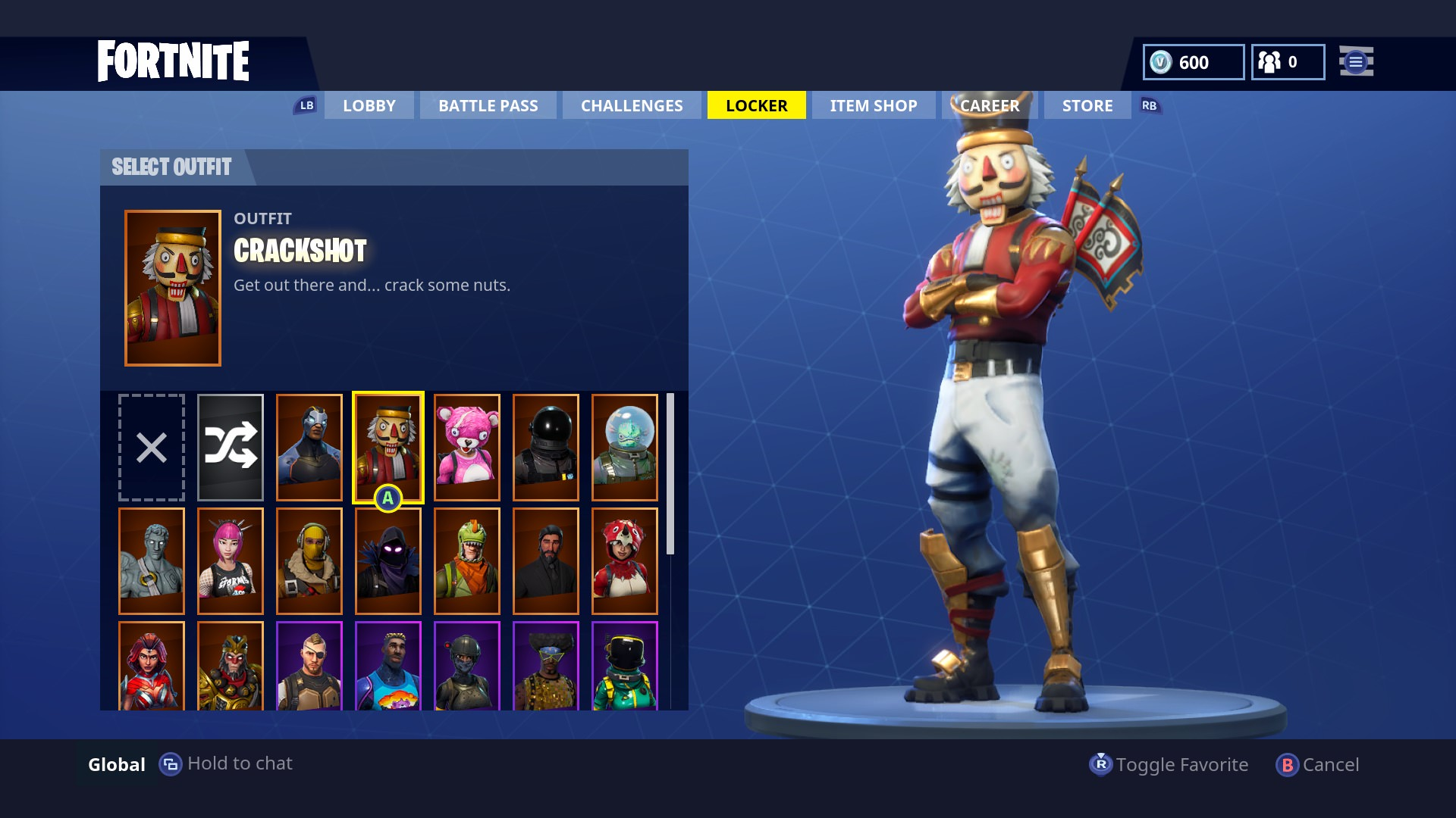 Fortnite account to sell