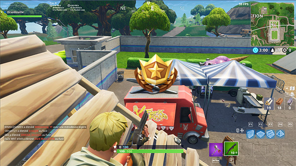 Fortnite Etoile Semaine 6 Secrete Escapadeslegendesfr