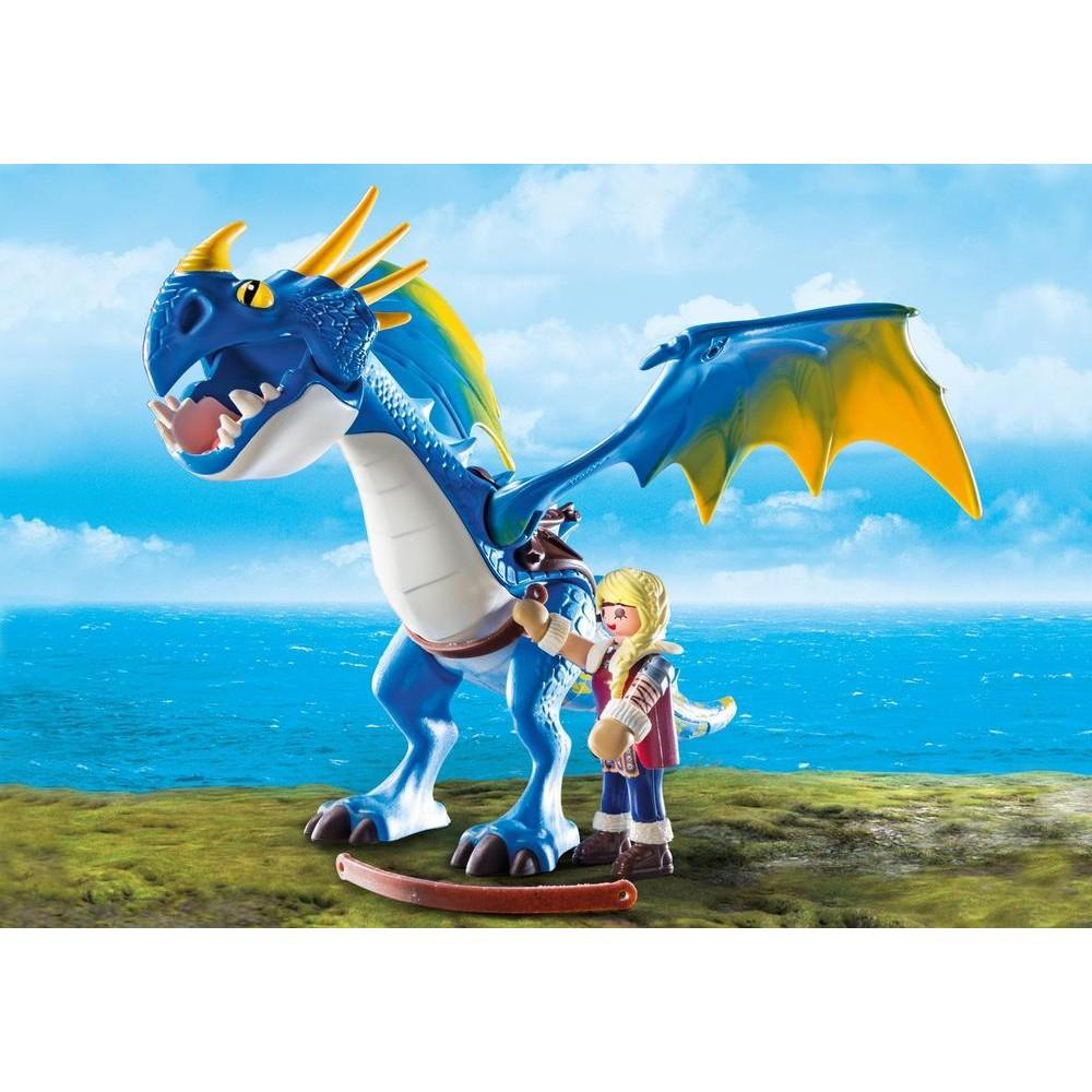 Playmobil dragon citadelle