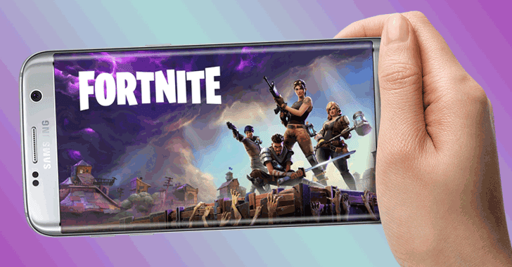 Fortnite android android