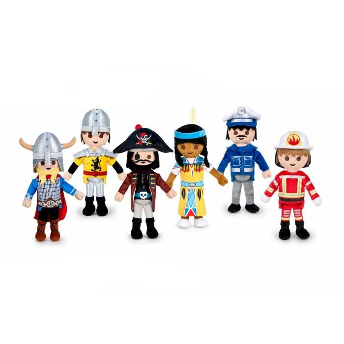 Playmobil peluche pirate