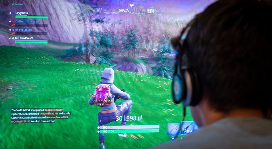 Fortnite addiction therapy