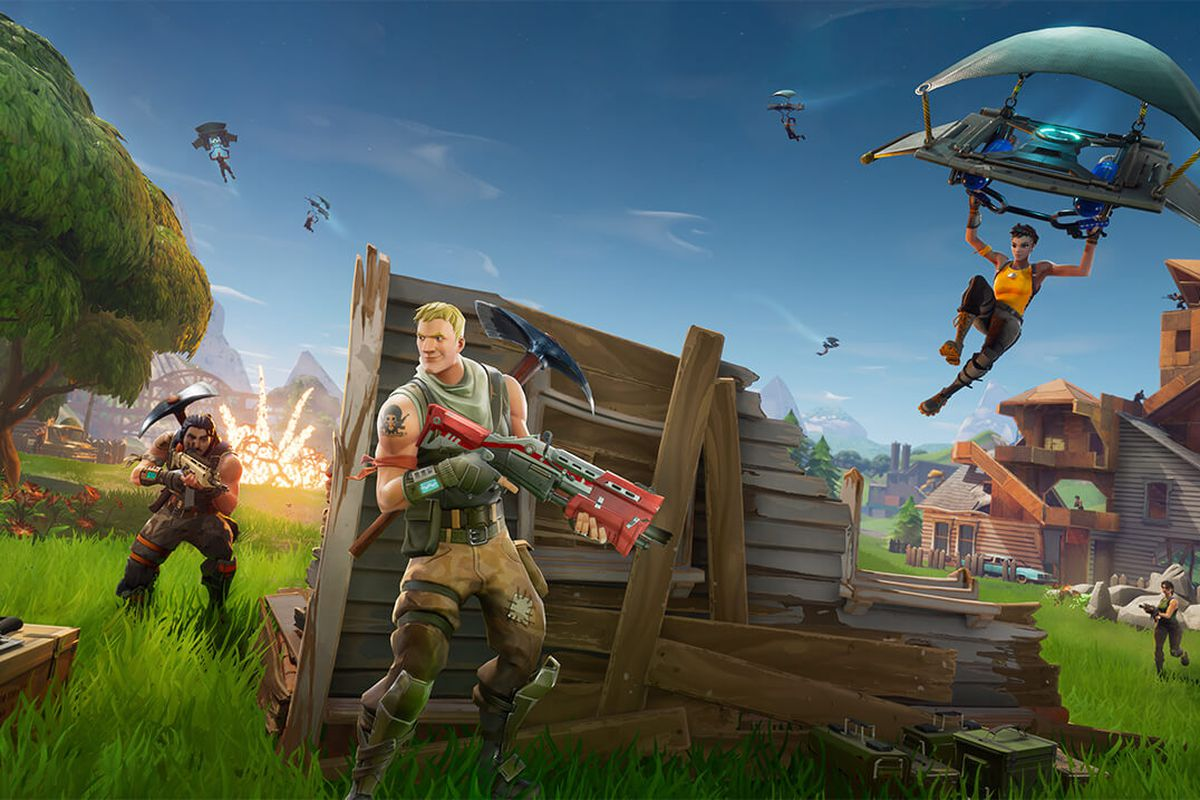 Fortnite battle royale mobile is being downloading