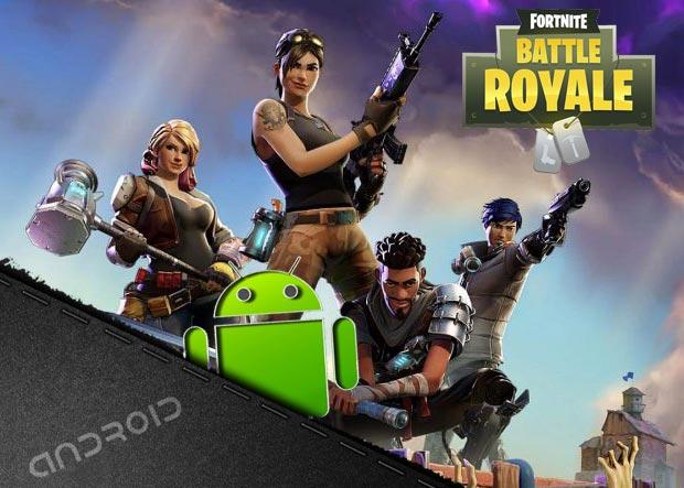 Fortnite battle royale descargar para android gratis
