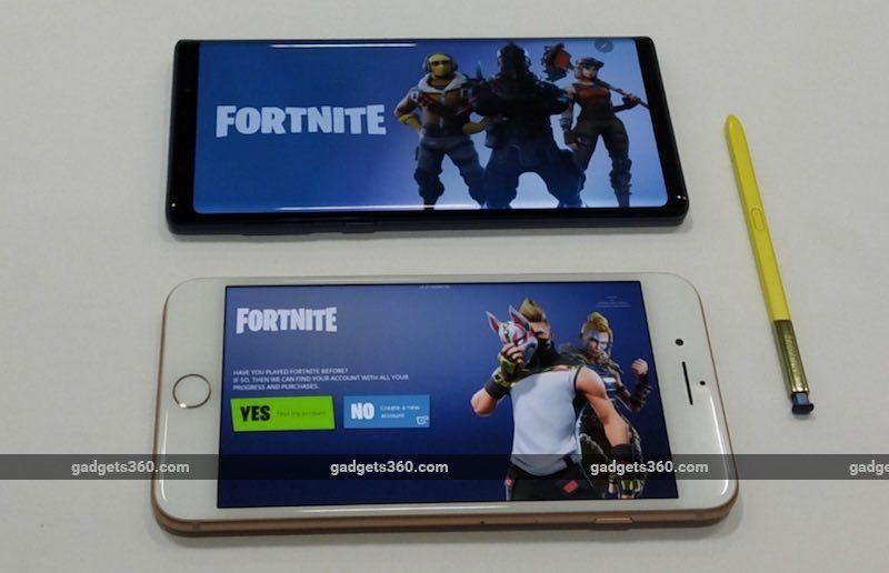 Fortnite mobile xiaomi redmi 5 plus