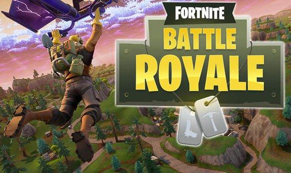 Fortnite fortnite battle royale free