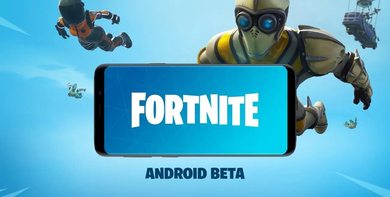 Fortnite android la sortie