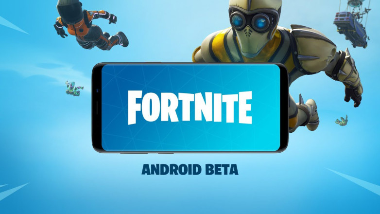 Fortnite beta download android epic games