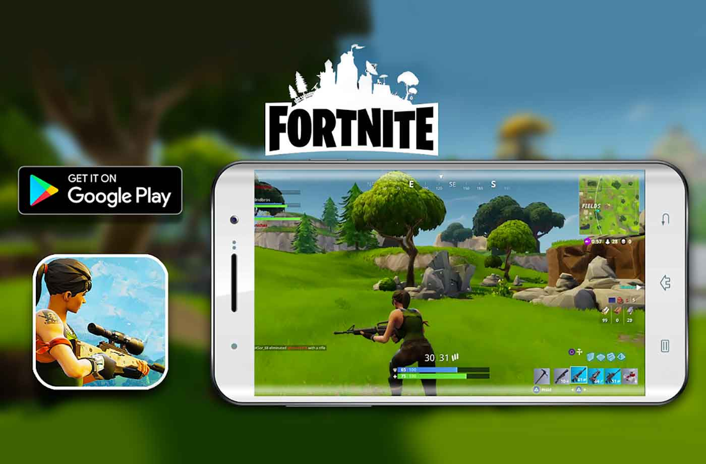 Fortnite for mobile android no verification