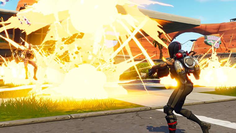 Fortnite fall skirmish announcement