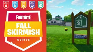 Fortnite fall skirmish equipe