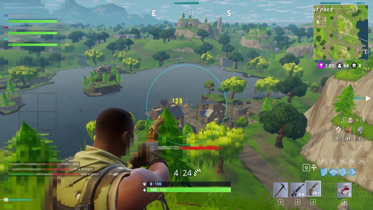 download fortnite pc game free