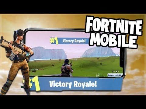 Fortnite mobile pro
