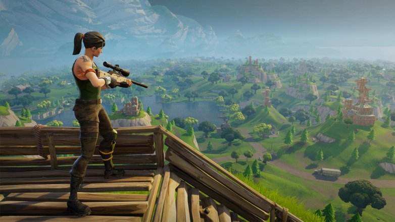 Download fortnite battle royale mobile apk for android/ios et pc
