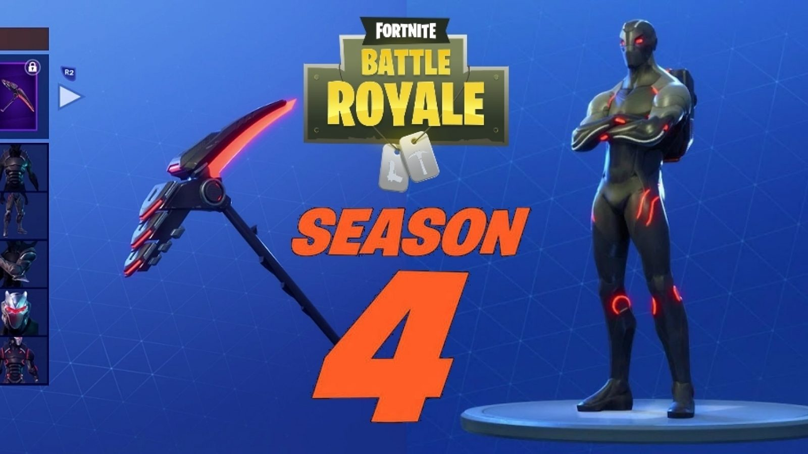 Fortnite all skins and how to get