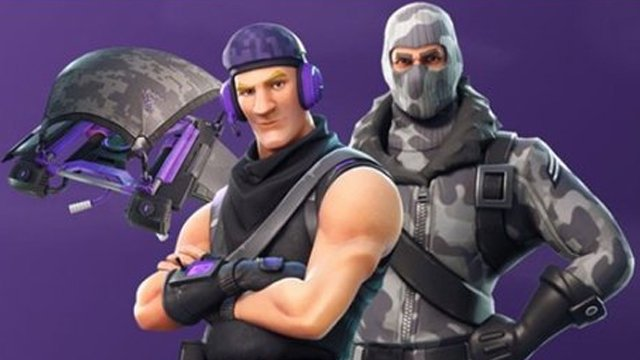 Fortnite skin with twitch prime
