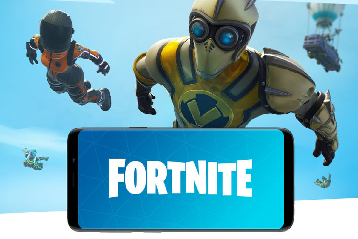 Fortnite android huawei p smart