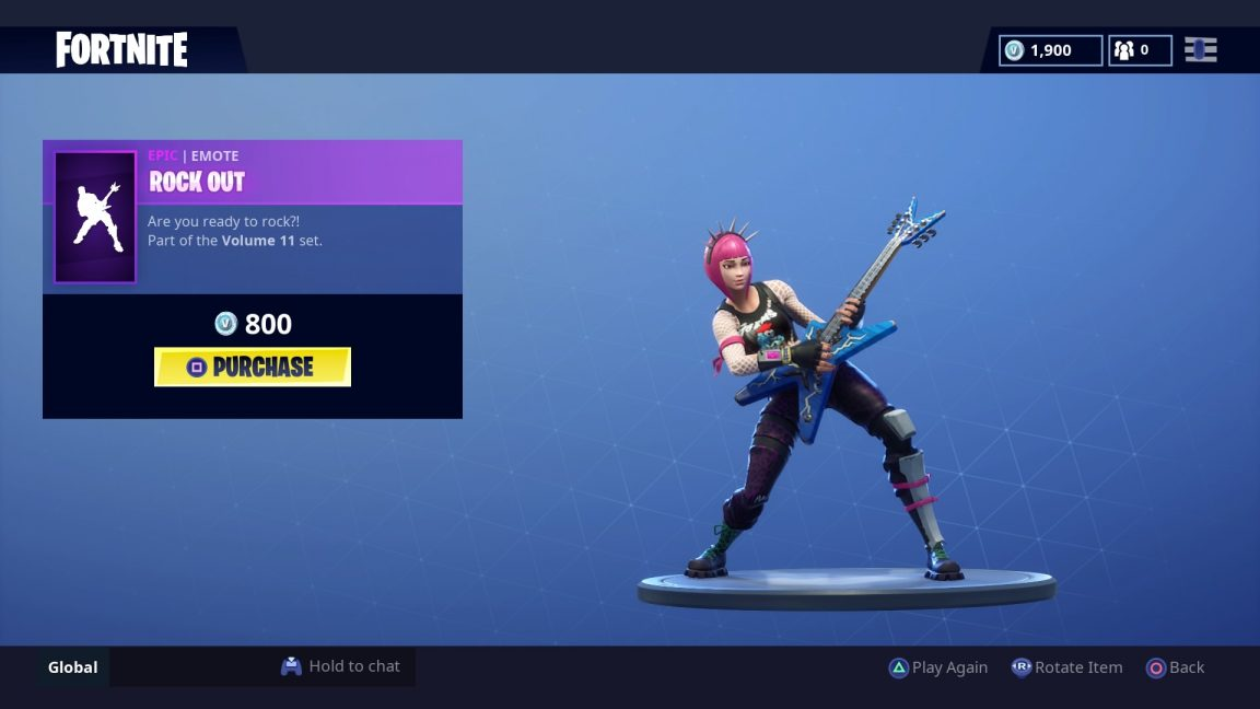 Fortnite shop skins today