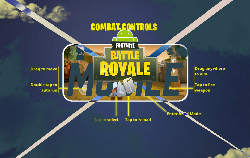 Fortnite battle royale su android