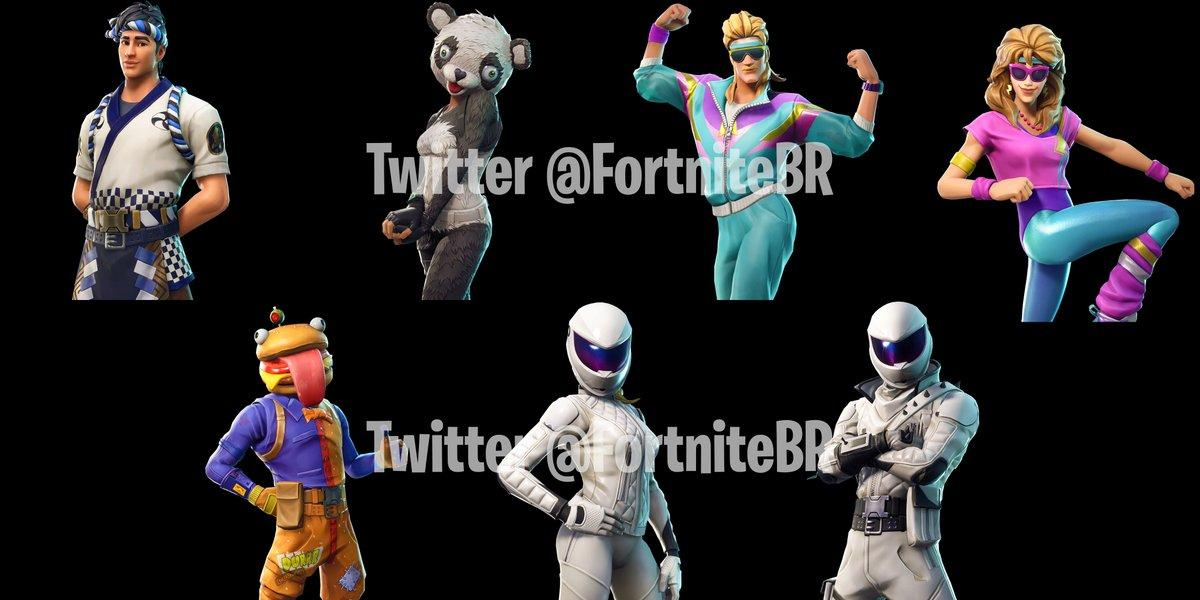 Fortnite br new skin