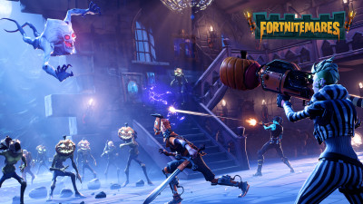Fortnite battle royale update today