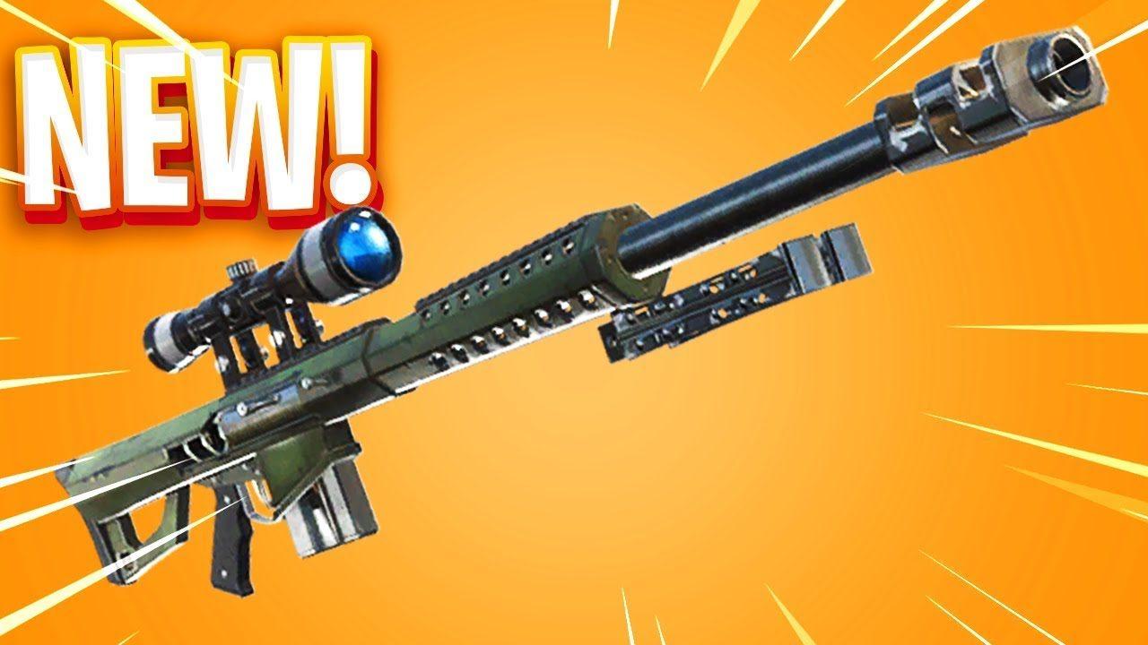 Fortnite epic shotgun