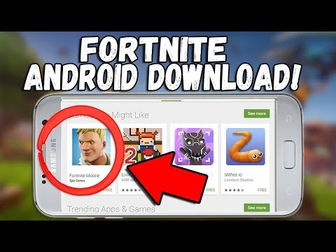 Fortnite android.zyx