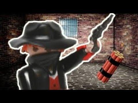 Playmobil de police en français