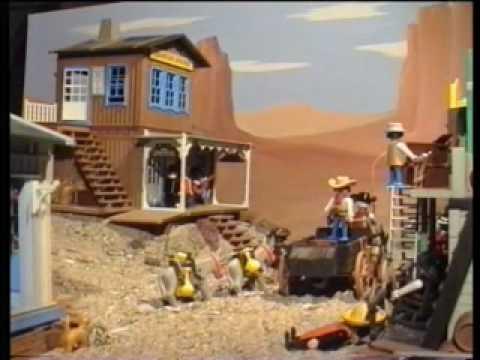 Playmobil maison far west