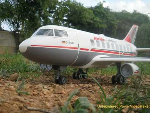 Playmobil escalier avion