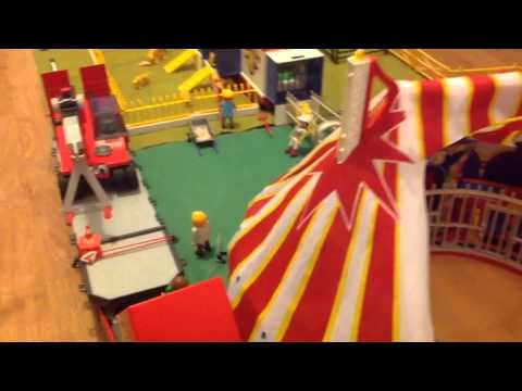 Video playmobil cirque en français