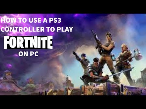 Fortnite ps3 with pc