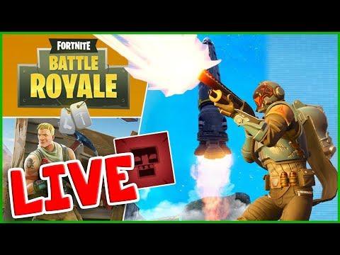 Fortnite battle royale youtube live