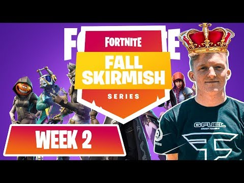 Fortnite fall skirmish live