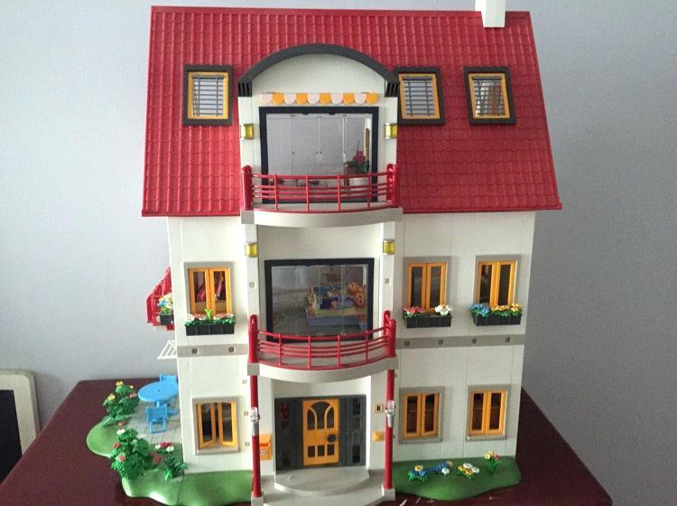 Achat playmobil maison moderne - escapadeslegendes.fr